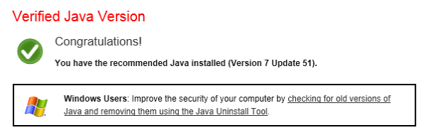 Unable to perform file transfers in vCloud with Java 7